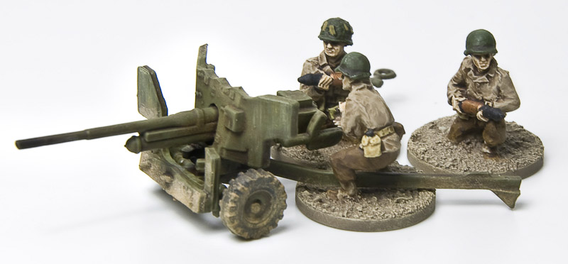 US 57mm Anti Tank Gun