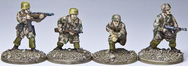 Fallschirmjägers