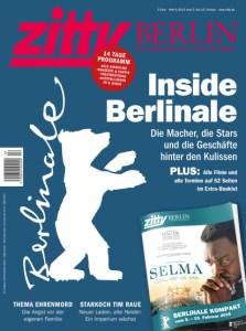 zitty-Titel: Inside Berlinale