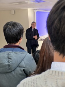 Jacques Biot, President of Ecole Polytechnique