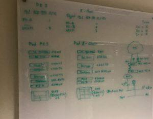 Planning the datacenter installation ...
