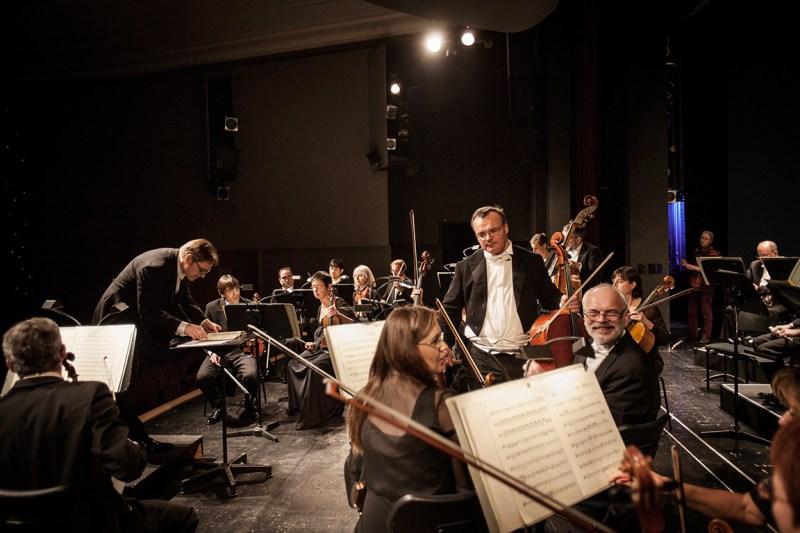 36 - Orchesterbilder (Hannen)