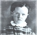 Edison as young child