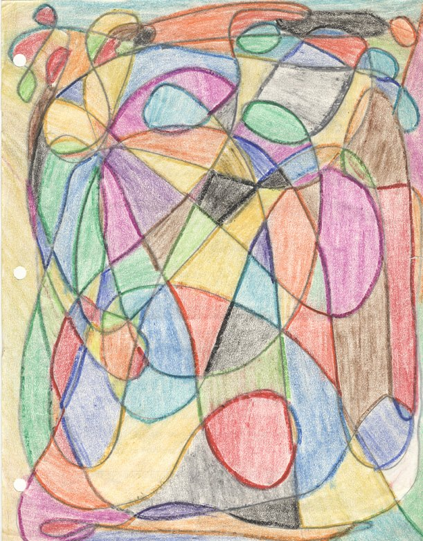 Drawing by Thomas Gladysz