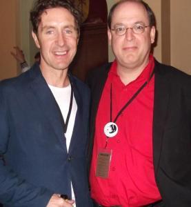 with Paul McGann