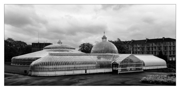 Kibble Palace, Glasgow 1985, copyright Grenz/Garrels