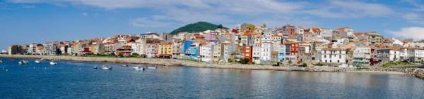 Blick auf La Guarda 2014, Galizien, Spanien ©thomasgrenz-fotografie.de