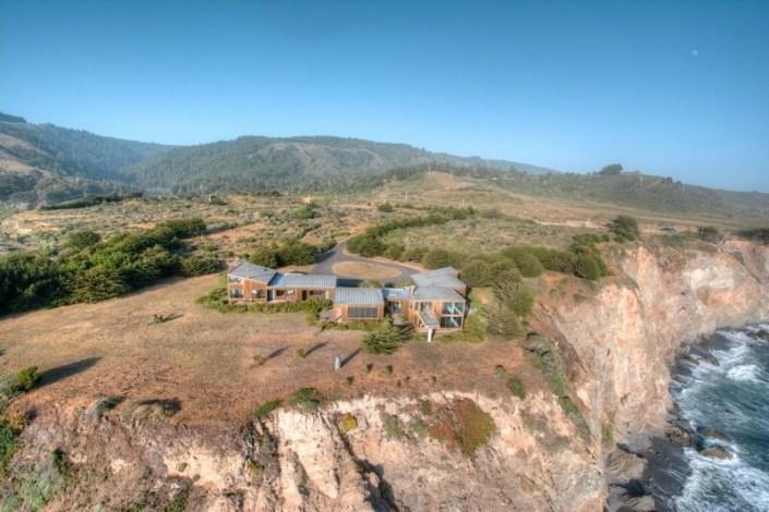 Mendocino Coastal home for sale Thomas Henthorne Sea Arches