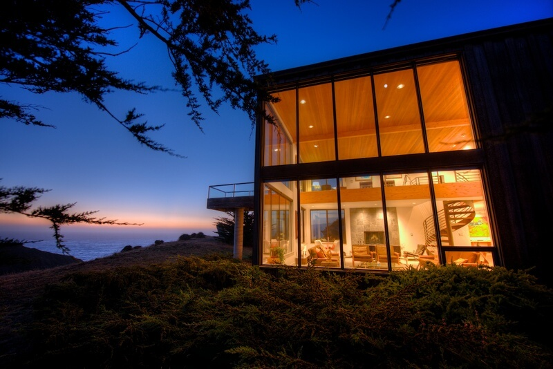 photo of Mendocino Coastal Estate Sea Arches listed by Thomas Henthorne for selling homes article