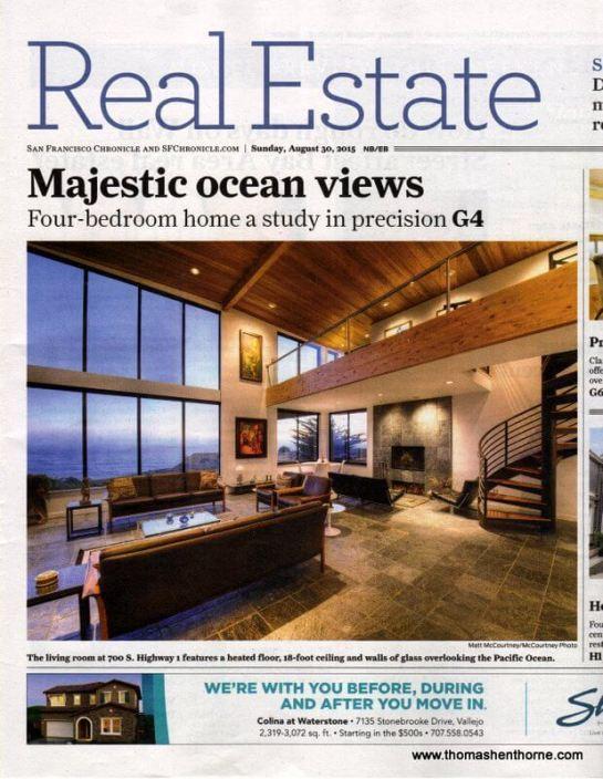 Mendocino Coastal Estate for Sale Thomas Henthorne