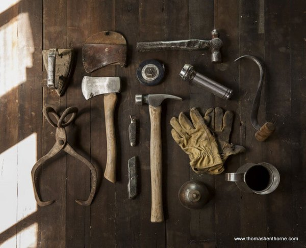 photo of rustic tools for marin county permits article