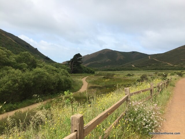 Tennesse Valley trail for moving to marin article