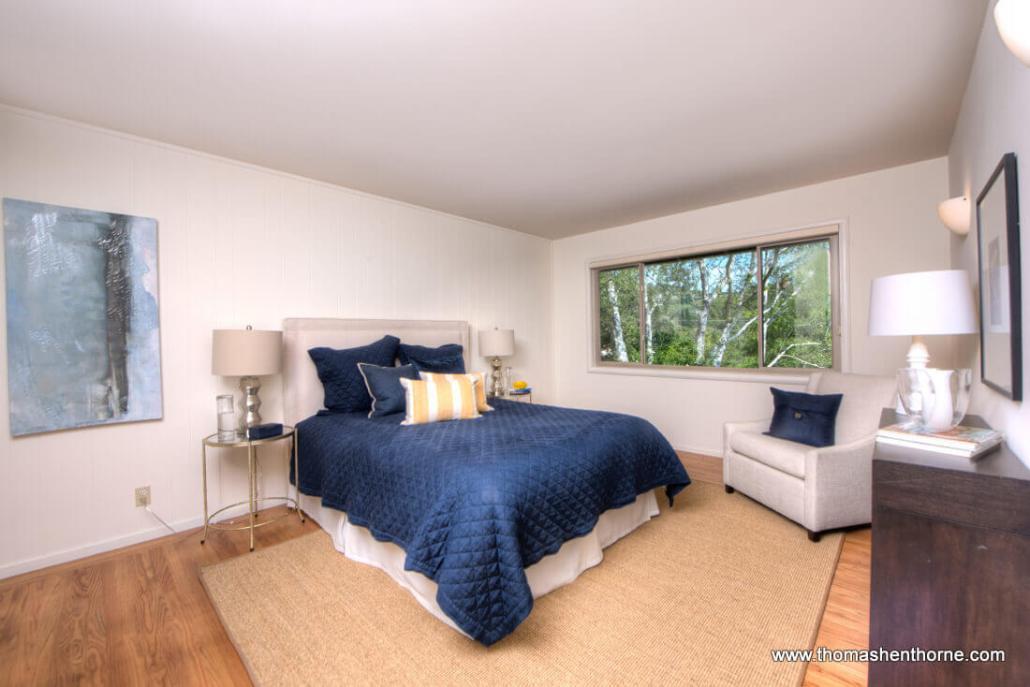 Master Bedroom at 21 Underhill Rd