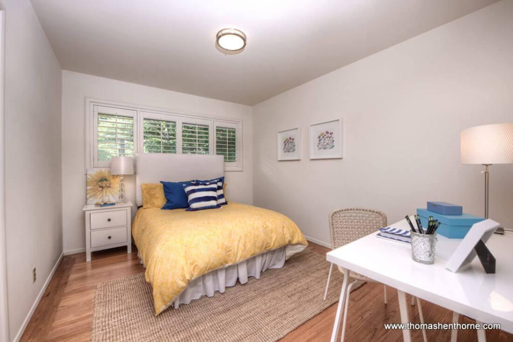 Back Bedroom at 21 Underhill