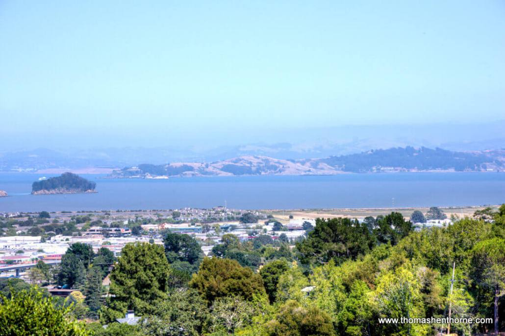View of bay