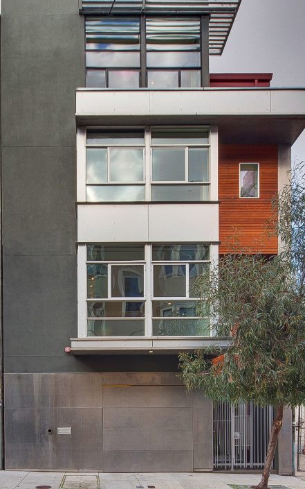 124 Lily Street San Francisco Front Exterior