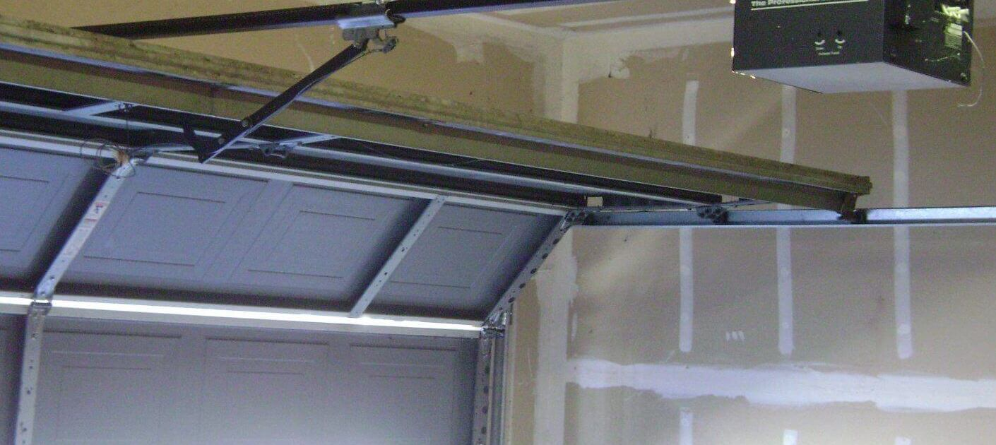 Photo of garage door opener