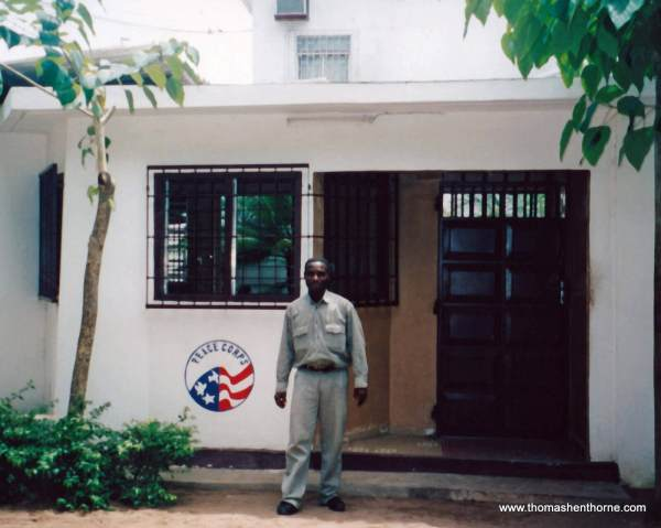 Peace Corps Office in Togo