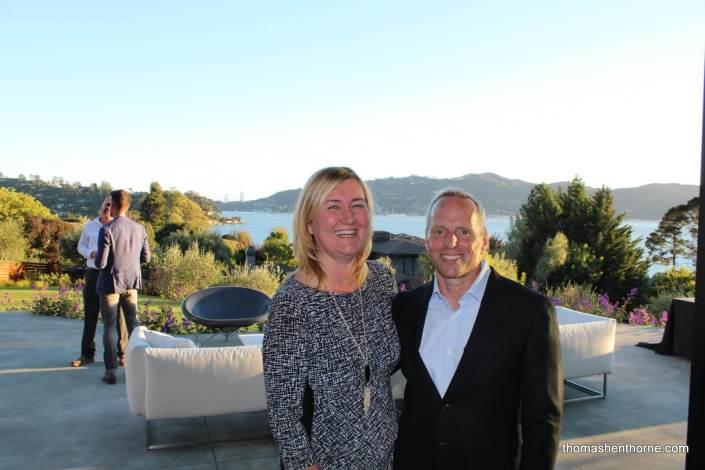 Heidi Pay and Thomas Henthorne