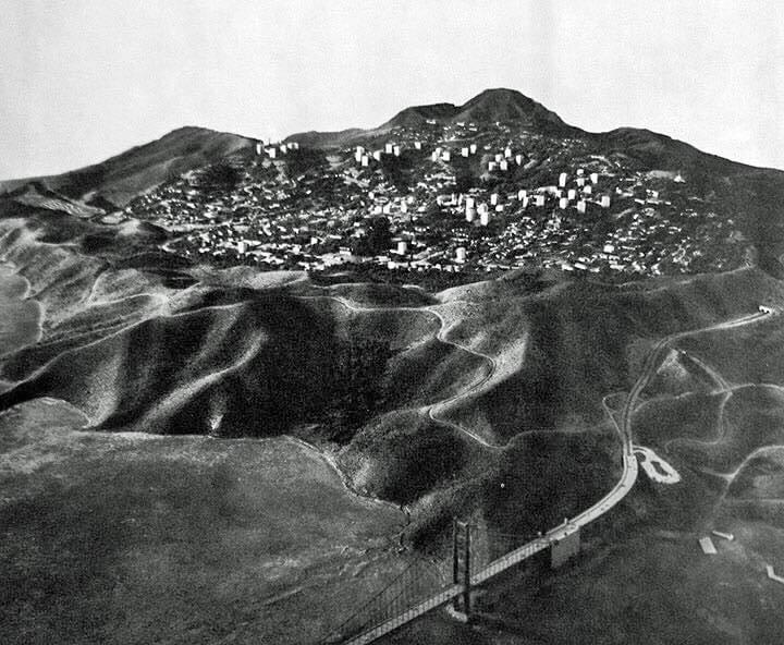 Proposed Marincello Development in Marin County
