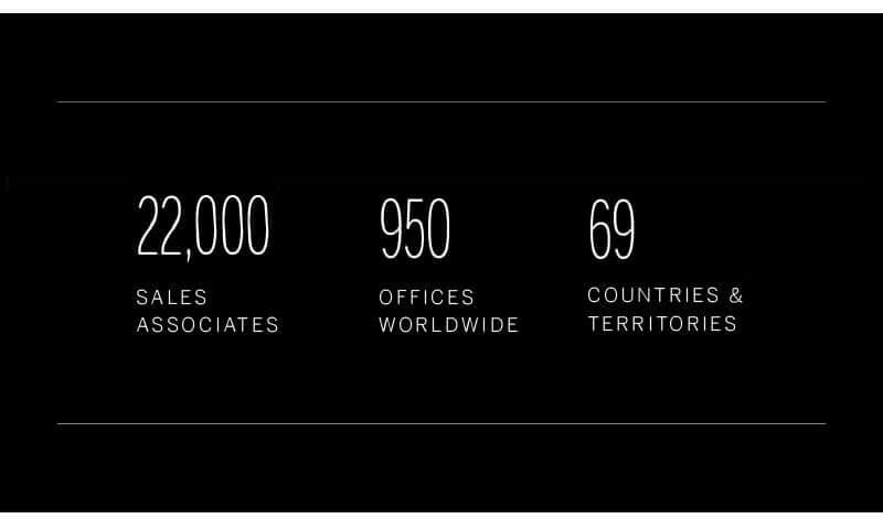 Sotheby's International Realty Worldwide Offices YE 2017