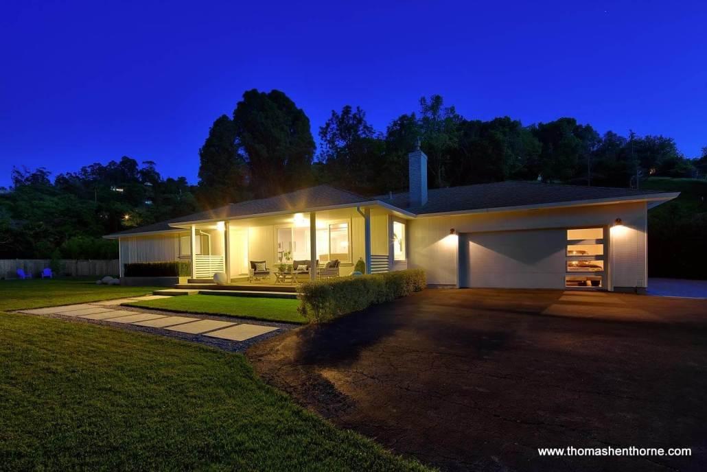 65 Los Ranchitos Road San Rafael Front of Home