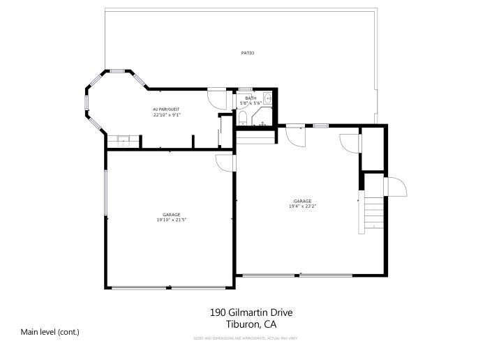 190 Gilmartin Floorplan