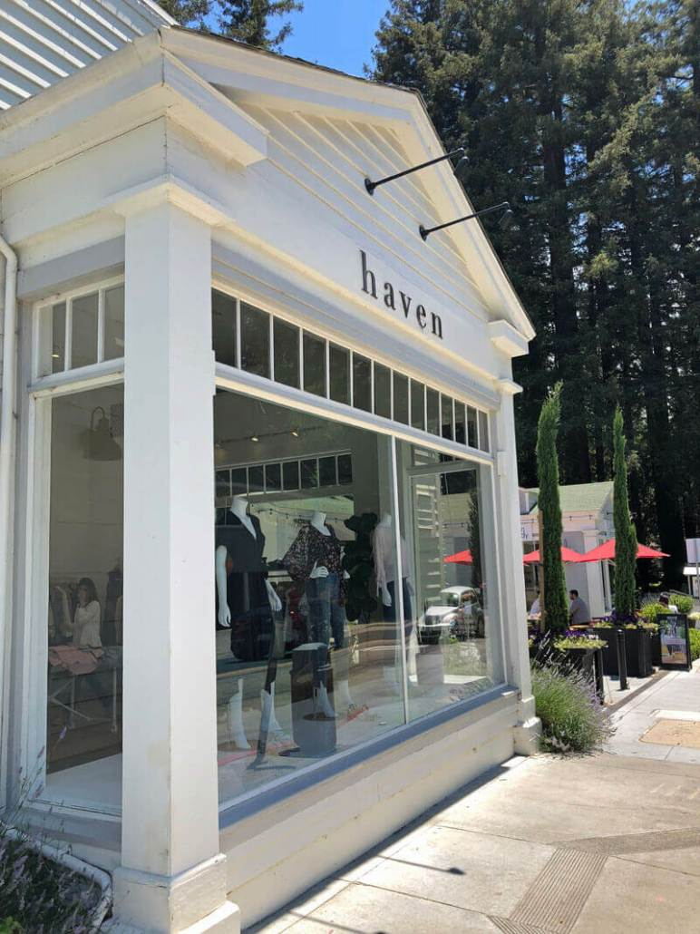 Haven Storefront Larkspur
