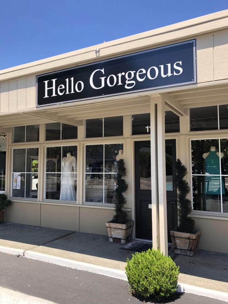 Hello Gorgeous Bridal Shop