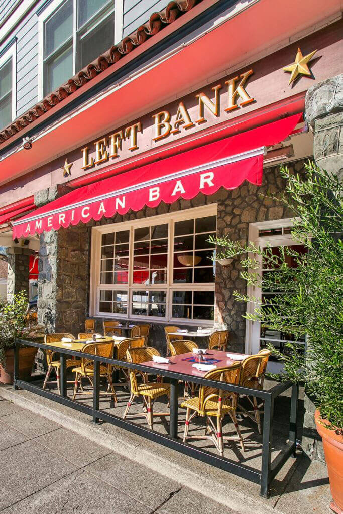 Left Bank Restaurant