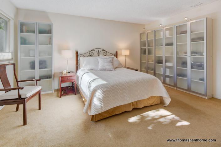 Master Bedroom at 211 Danielle Drive in San Rafael