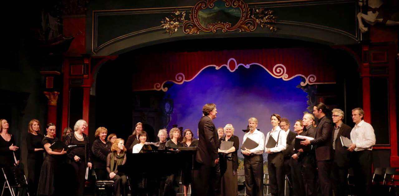 Throckmorton Chorus Concert