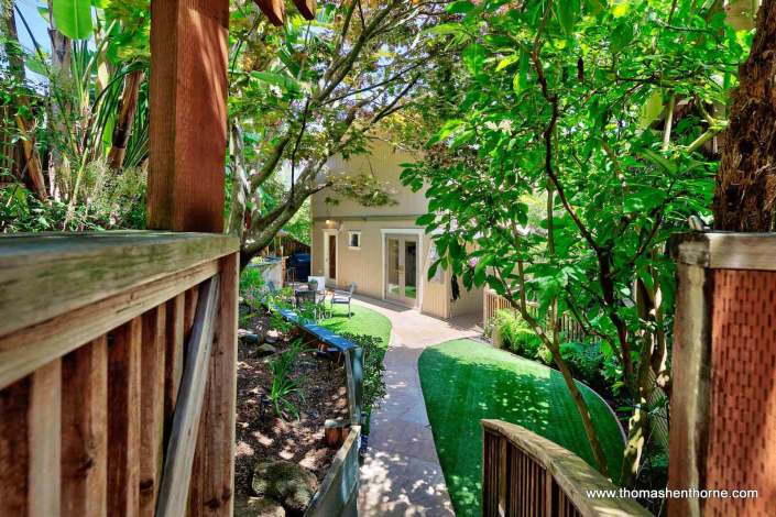 View of 6660 Redwood Ave Corte Madera