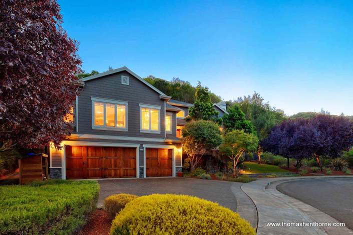 home for sale in Novato California