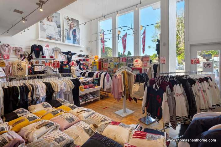 Retail space in Sausalito