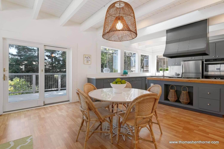 104 Hawthorne Avenue Larkspur kitchen