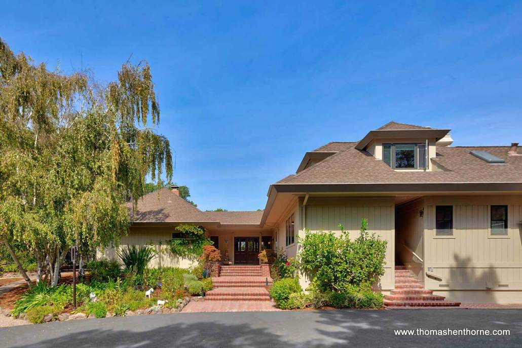 15 Milano Place San Rafael front of home