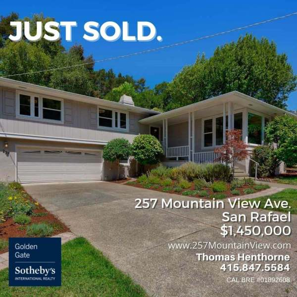 257 Mountain View just sold