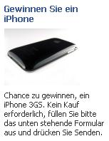 Facebookwerbung Iphone