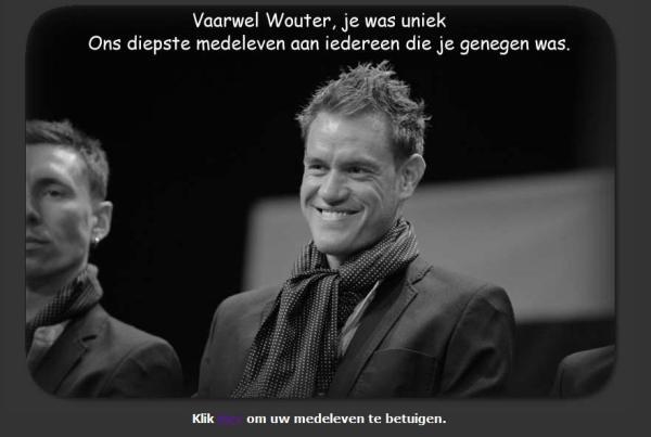 Offizielle Website Wouter Weylandt