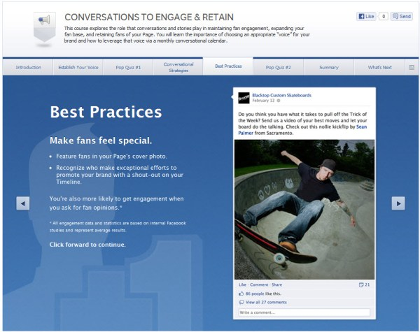 Conversations To Engage & Retain - Best Practices