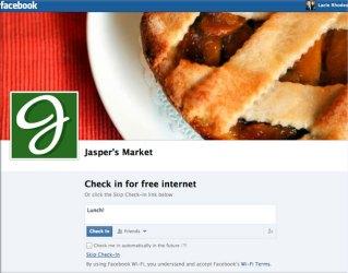 Facebook Wi-Fi (Quelle: Facebook.com)