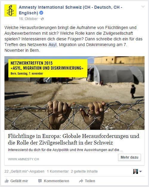 """Suche nach """"Asyl"""" findet das Wort """"Asyl"""" jedoch nicht """"AsylbewerberInnen"""""""