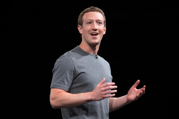 Mark Zuckerberg am MWC 2016 in Barcelona (Quelle: Facebook)