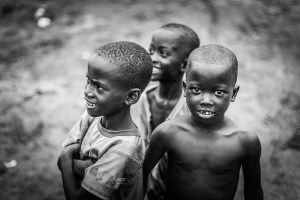 Liberian Kids - West point - Monrovia - Liberia
