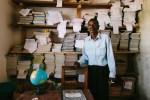 school principal - Liberia