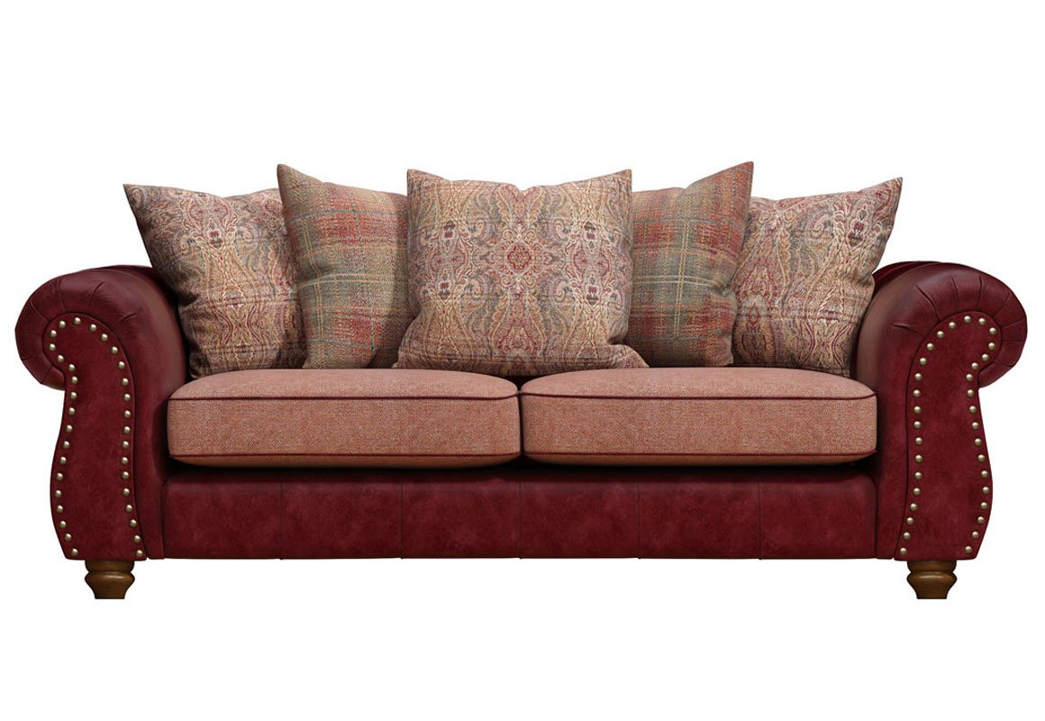 Ups does not use color codes for its shipping options, but next day air is tough to miss with the bright red color found on the envelope or package. Red Leather Sofas, Red Chesterfield Sofas & Modern Red ...
