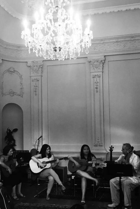 Melbourne Creative Guitar Social Club  trio