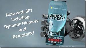 Hyper-V R2 SP1