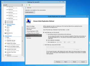 Windows Server 2012 Hyper-V Replica